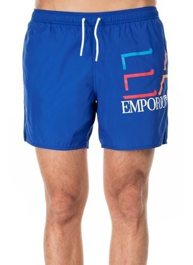 EA7 Emporio Armani  Mayo Short Erkek Mayo Short 902000 0P739 20233 Saks